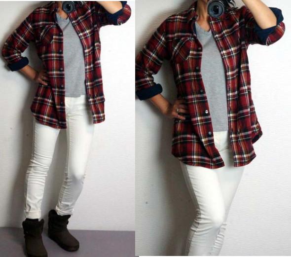 na-urafleec-shirt -shiro-pants
