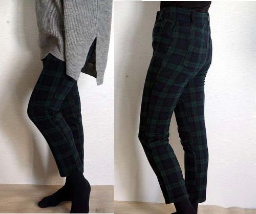 pantsの丈