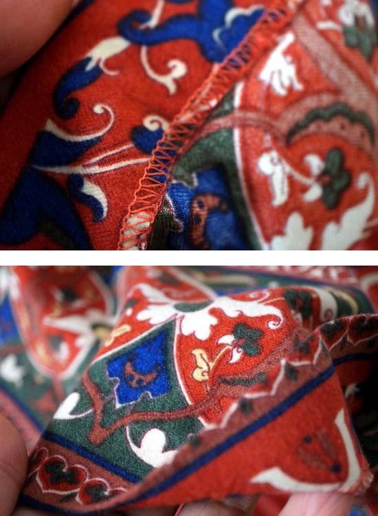 skirtの素材