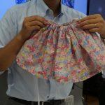 【ヌエッタ】ラクラク夏スカート(80~120サイズ)作り方~パパでも縫える♪