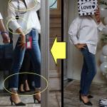【Style Note×mi-mollet 】白シャツ・デニムコーデでこなれ感を出す秘訣は「3つの首」を出す♪