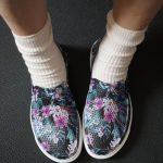 【Crocs】花柄スニーカーで気分は海外セレブです♪ 今ならSALE価格(半額)でGETできます♪