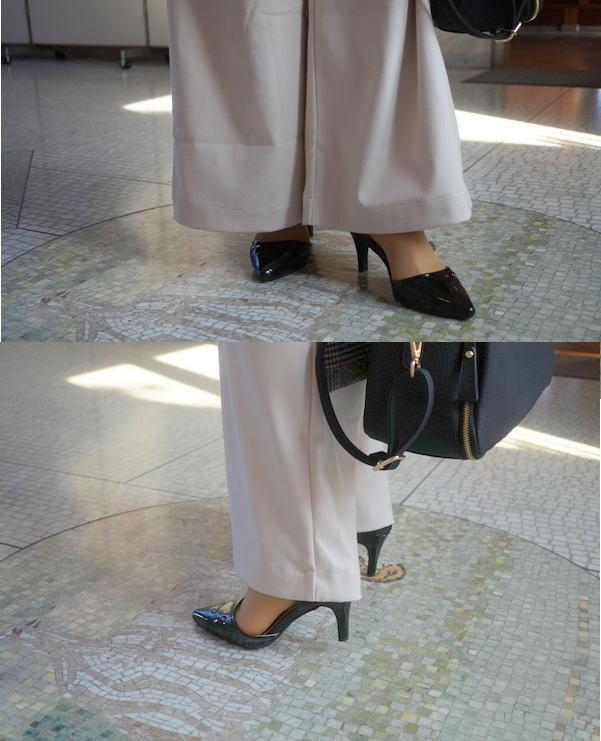 パンツの長さ