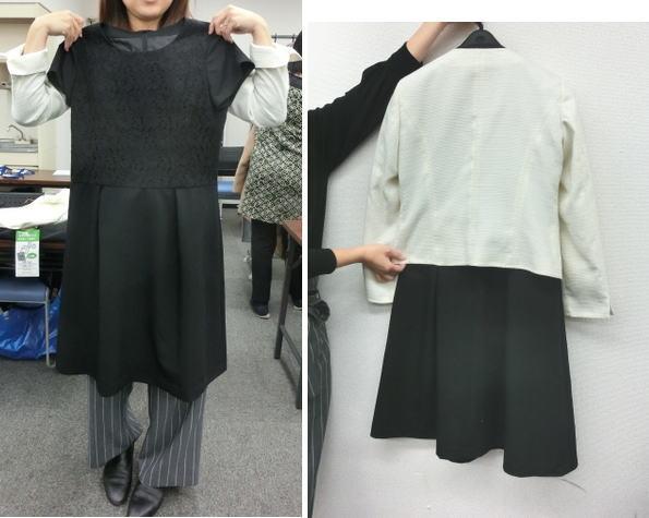 スカート セレモニースーツ