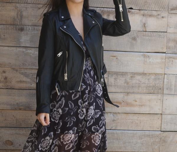 オールセインツ Nichola Kasuri Dress
