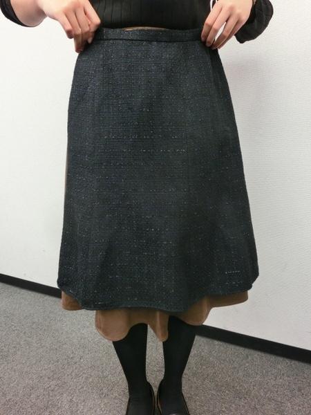 ベルーナセットスーツ スカート