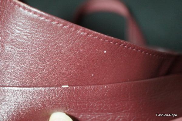 leatherベルトアップ