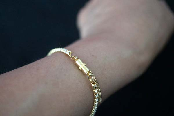braceletの留め具