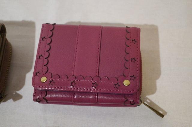 お財布ピンク
