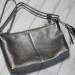 【JS SISTER】旅する本革ポシェット~3WAY(斜めかけ・クラッチ・ショルダー)バッグを秋冬限定カラーで。