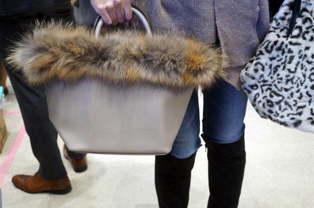 雑貨ボックスのレディースバッグ