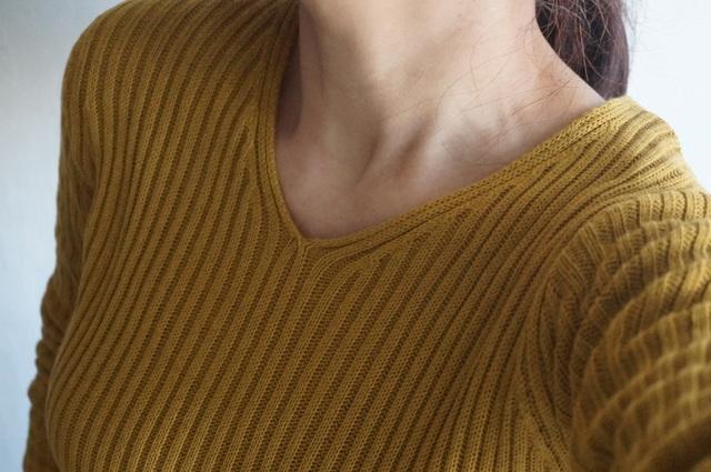 knitの着心地