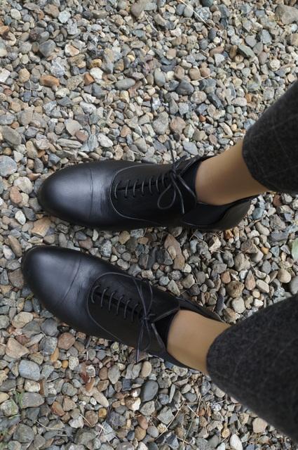 歩きやすいブーツ