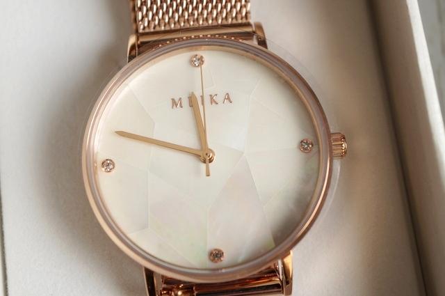 シンプル腕時計レディスメイカ