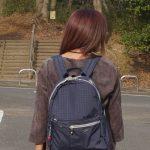 【アルシェ】beside・u(ビサイユ)のレディース リュックサックがすごく良い♪軽い・大きめ・大容量~