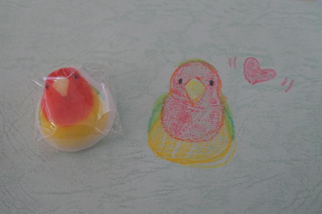 フェリシモ鳥菓子