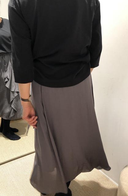 ドゥクラッセTシャツ・裾