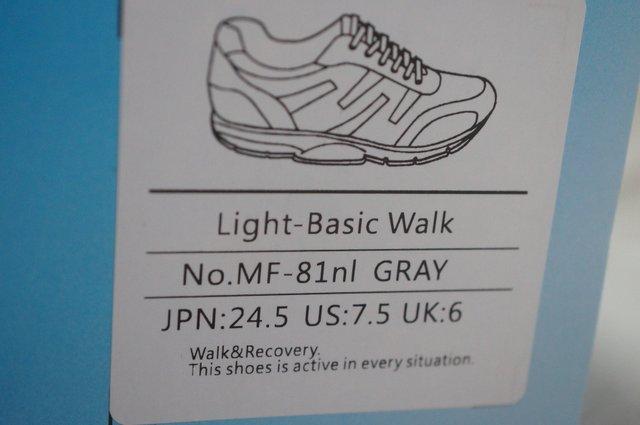 MIDFOOT ・Light-Basic Walk for WOMEN2